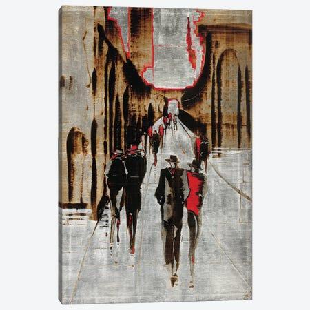 City Scene IV Canvas Print #ZET4} by Elena Radzetska Canvas Print