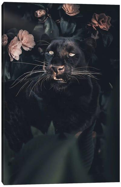 Black Panther Canvas Art Print