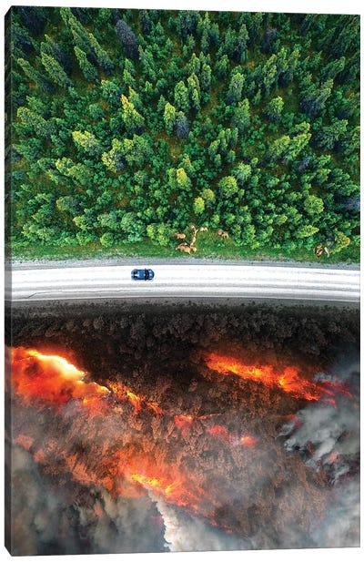 Global Warming Canvas Art Print