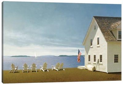 Summer Retreat Canvas Print #ZHL108