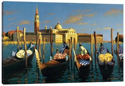 Venice Canvas Print #ZHL120