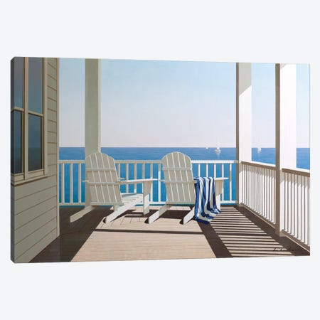 Lazy Summer Days Canvas Print #ZHL152} by Zhen-Huan Lu Canvas Print