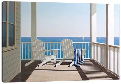 Lazy Summer Days Canvas Art Print