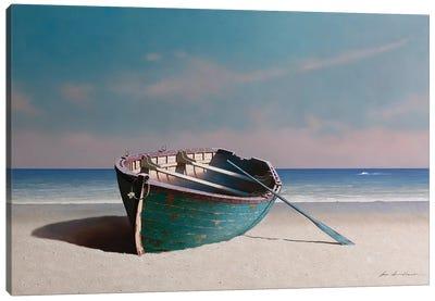 Solitaire  Canvas Art Print