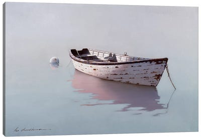 Calm Canvas Print #ZHL18
