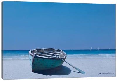 Coastal Respite Canvas Print #ZHL43