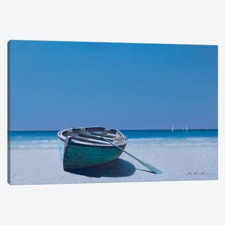 Coastal Respite Canvas Print #ZHL43} by Zhen-Huan Lu Canvas Print