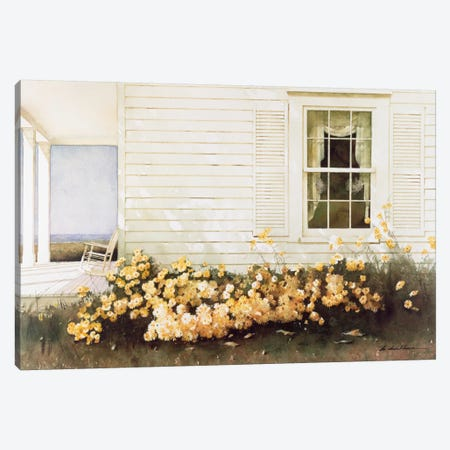 In Bloom Canvas Print #ZHL48} by Zhen-Huan Lu Art Print