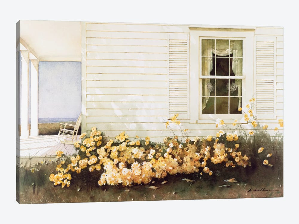 In Bloom by Zhen-Huan Lu 1-piece Art Print