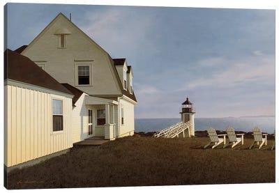 Island View Canvas Print #ZHL50