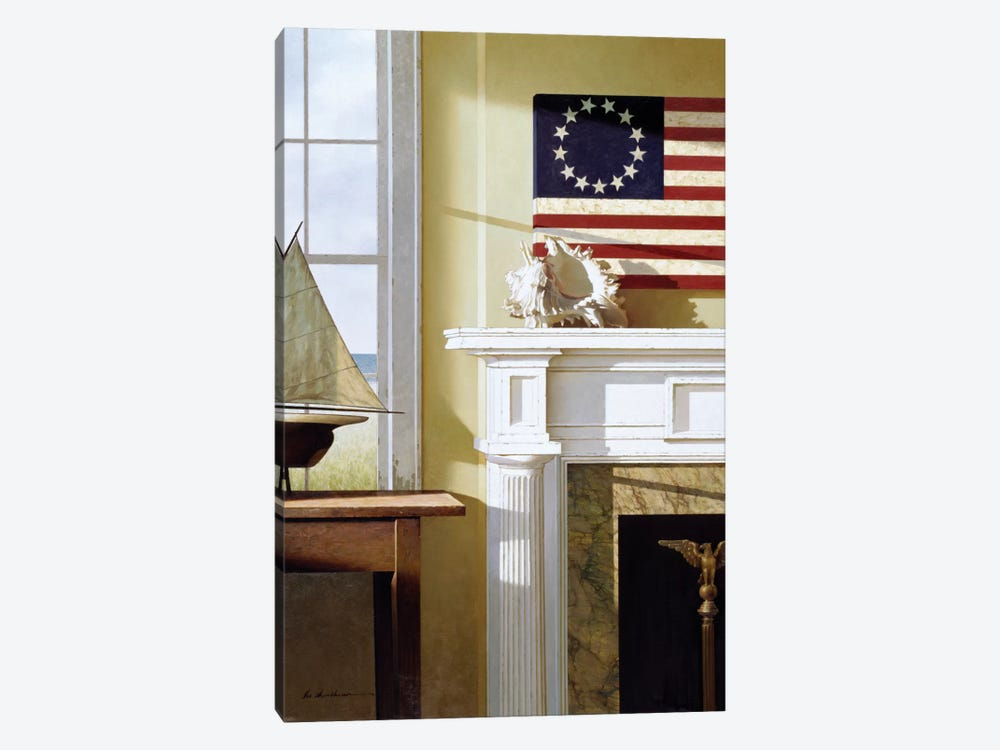 Liberty 1-piece Art Print