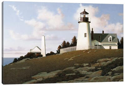 Lighthouse II Canvas Art Print