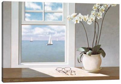 Orchid Canvas Art Print