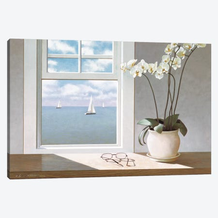 Orchid Canvas Print #ZHL72} by Zhen-Huan Lu Canvas Art
