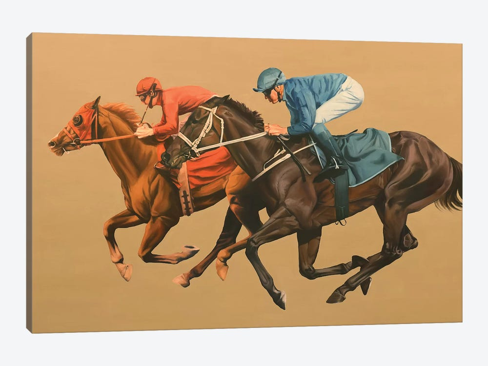 Finish by Zil Hoque 1-piece Canvas Art
