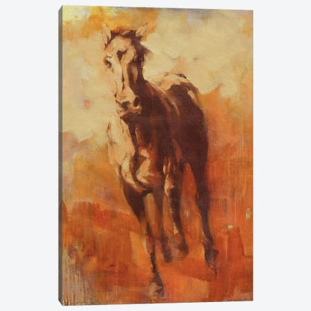 Lightcharger IV Canvas Print #ZHO16} by Zil Hoque Canvas Art