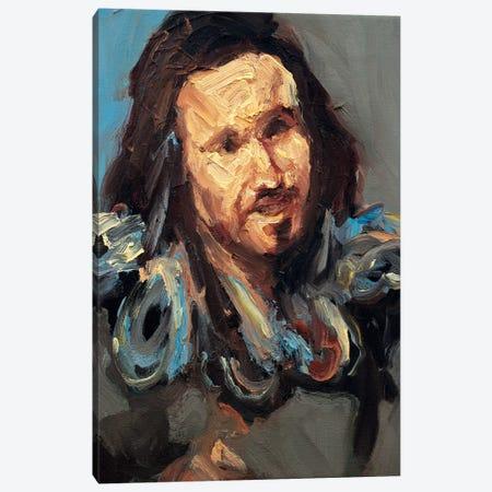Recuerdos Del Juan Calabas Canvas Print #ZHO198} by Zil Hoque Canvas Print