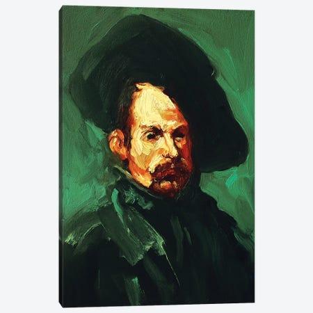 Recuerdos Del Primo Canvas Print #ZHO200} by Zil Hoque Canvas Art Print