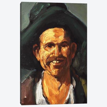 Borracho Canvas Print #ZHO201} by Zil Hoque Canvas Print