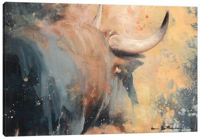 Horns IV Canvas Art Print