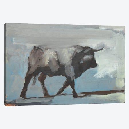 Toro Essay XIII Canvas Print #ZHO218} by Zil Hoque Canvas Art