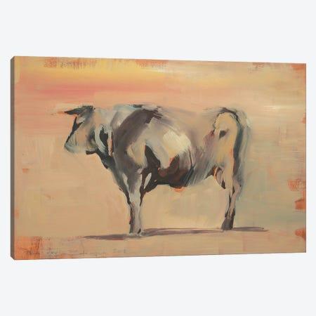 Toro Essay XXV Canvas Print #ZHO226} by Zil Hoque Canvas Art