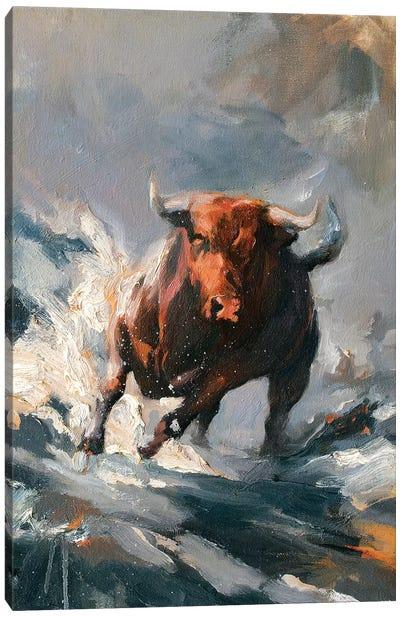 Tempest I Canvas Art Print