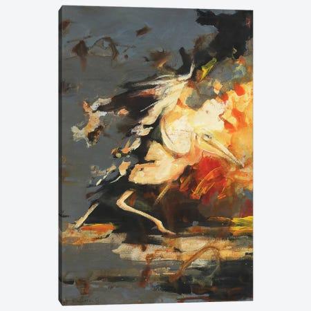 Adjutant VI Canvas Print #ZHO3} by Zil Hoque Art Print