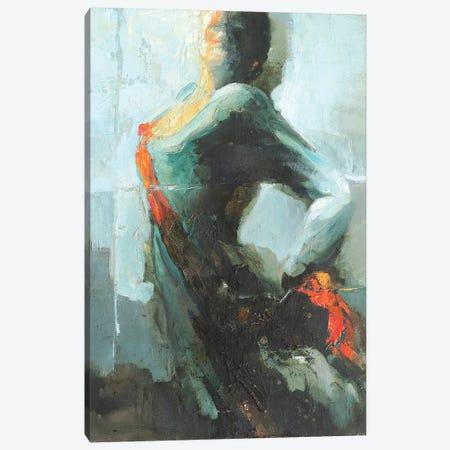 Recuerdos de la Contesa Canvas Print #ZHO45} by Zil Hoque Canvas Art Print