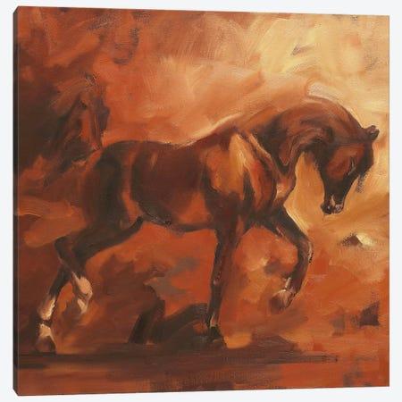 Arab I Canvas Print #ZHO49} by Zil Hoque Canvas Artwork