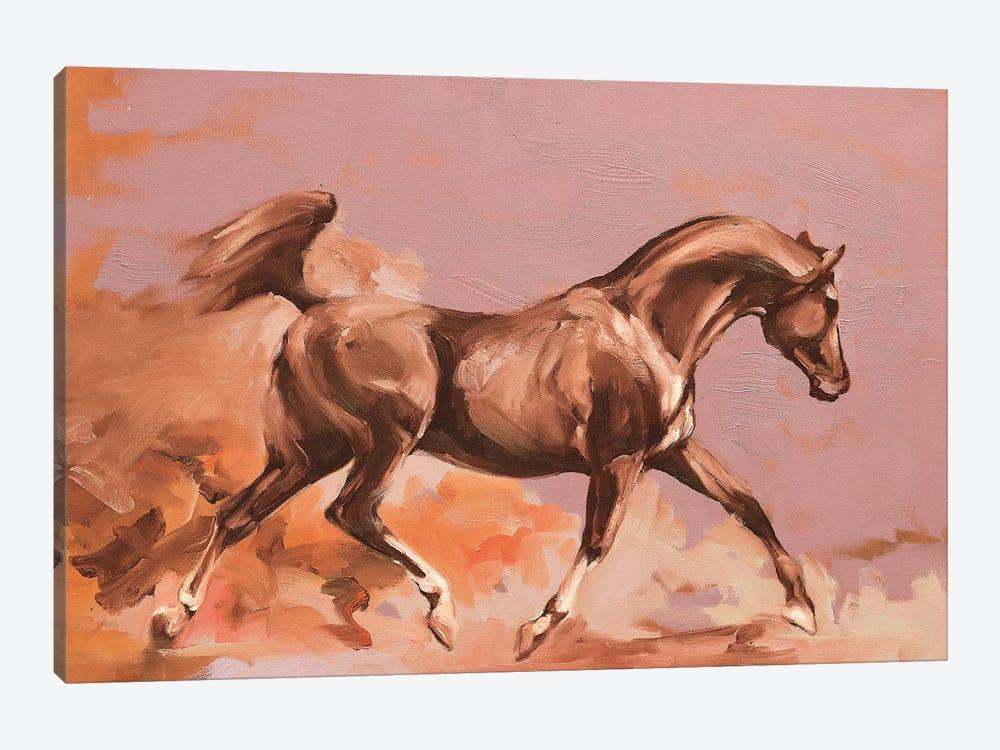 Arab II by Zil Hoque 1-piece Canvas Wall Art