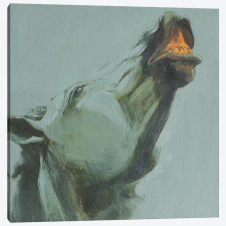 Cara I Canvas Print #ZHO54} by Zil Hoque Canvas Artwork