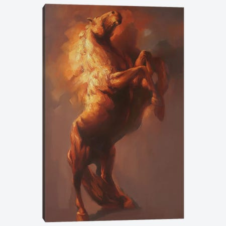Fulcrum II   Canvas Print #ZHO68} by Zil Hoque Canvas Artwork
