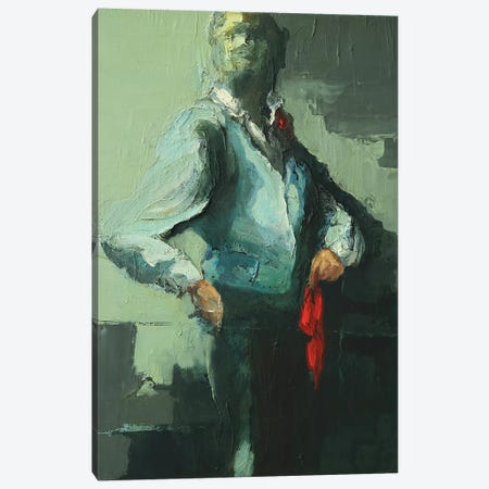 Recuerdos del Duque Canvas Print #ZHO81} by Zil Hoque Canvas Art