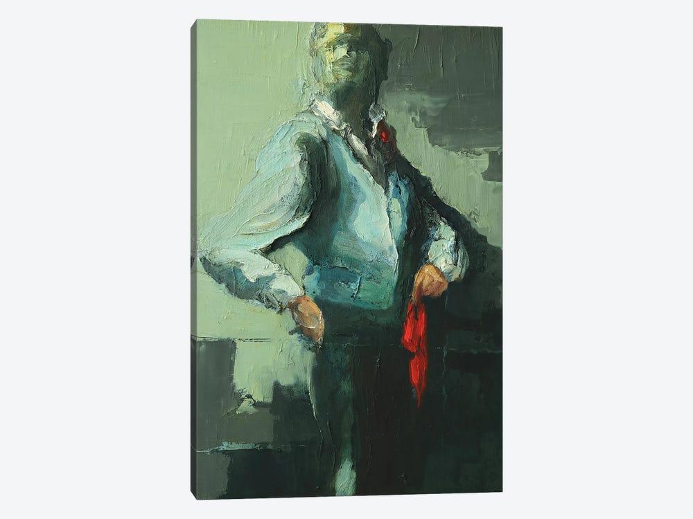 Recuerdos del Duque by Zil Hoque 1-piece Canvas Art