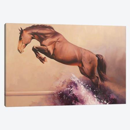 Splash III   Canvas Print #ZHO85} by Zil Hoque Canvas Print