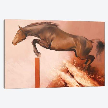 Splash IV  Canvas Print #ZHO86} by Zil Hoque Canvas Print