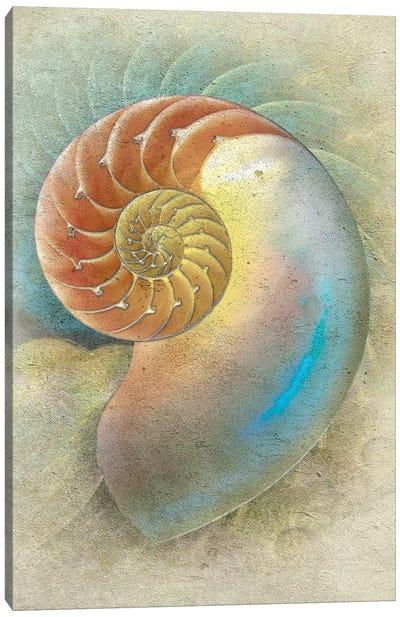 Aquatica II Canvas Art Print