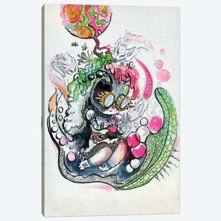 Happiness Steps Canvas Print #ZKN17} by Zoya Koinash Canvas Art Print