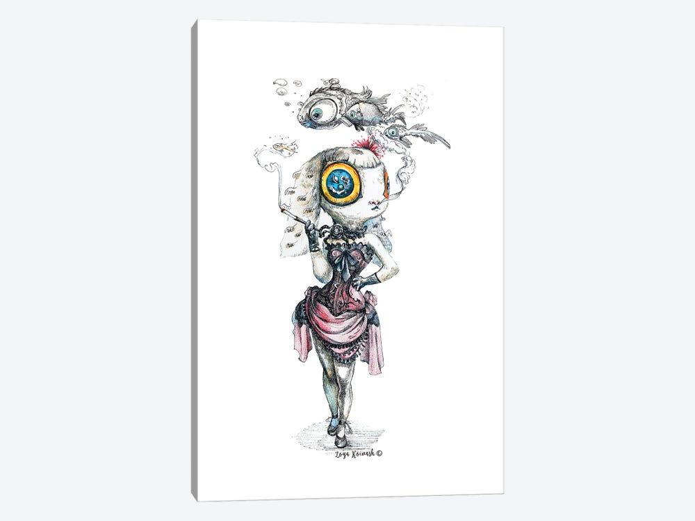 Hypnodancer by Zoya Koinash 1-piece Art Print
