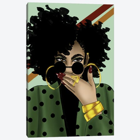 Nafeesa Ali Canvas Print #ZLA31} by Zola Arts Canvas Wall Art