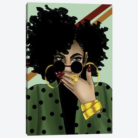 Nafeesa Ali Canvas Print #ZLA31} by Zola Arts Canvas Wall Art