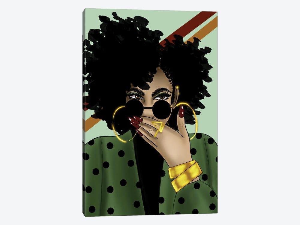Nafeesa Ali by Zola Arts 1-piece Canvas Wall Art