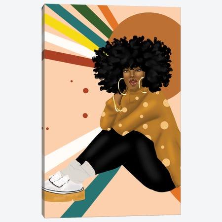 Pamela Sunshine Canvas Print #ZLA37} by Zola Arts Canvas Art Print