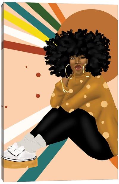 Pamela Sunshine Canvas Art Print