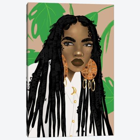 Donna Canvas Print #ZLA40} by Zola Arts Canvas Print