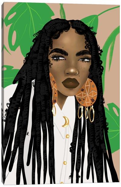 Donna Canvas Art Print