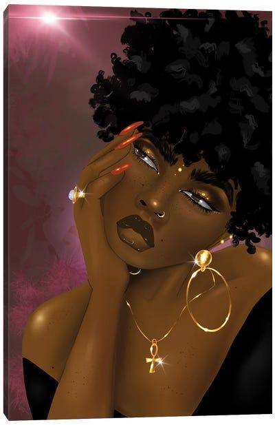Lanisha Canvas Art Print