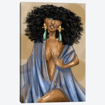 Najila Canvas Print #ZLA49} by Zola Arts Canvas Print