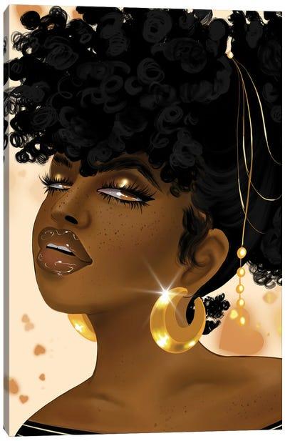 Khadijah Dont Need ya! Canvas Art Print